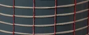 Микроквадрат с двойной эластичной нитью <span>с красной текстурой</span>